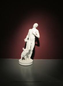 Lirico, marmo statuario, 1985