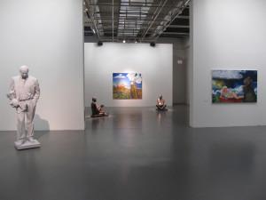 Veduta della mostra