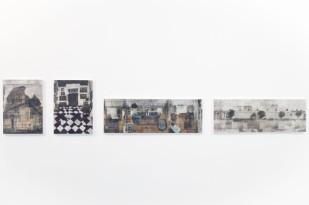 Andrea Aquilanti, particolare della mostra Quattro Passi.pg
