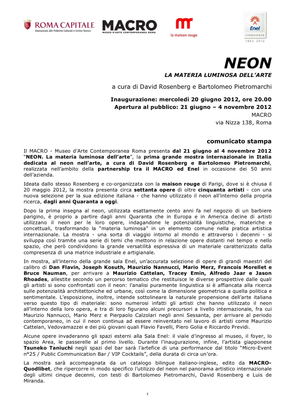 2012 NEON c.s