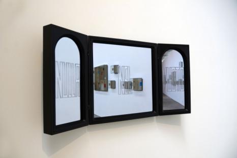 Chiara Dynys, Nulla nel vuoto, 2012.