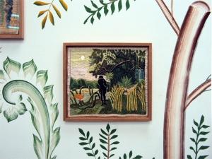 Un lavoro di Titia Frieling, Wetering Galerie, Amsterdam, 2012.