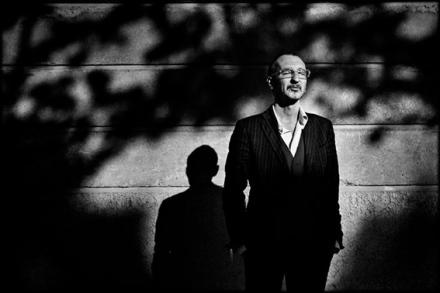 Marco Neri in una foto di Marco Gualazzini