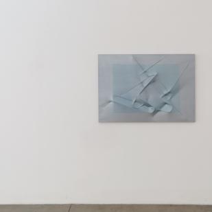 Agostino Bonalumi, Argento, 2003