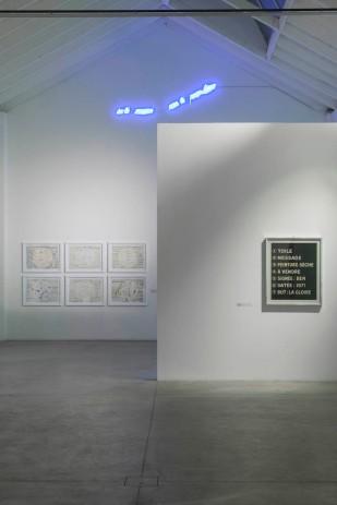 Daniele Lombardi, Ben Vautier