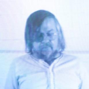 John Baldessari sings Sol LeWitt, 1972 video still