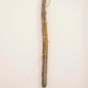 Claude Viallat, Senza titolo (object) 2008