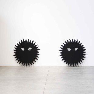 Felice Levini, Sole nero, 2006