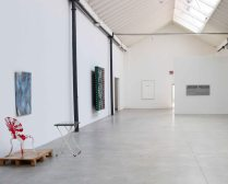 Summer Show 2016. Veduta della mostra. Andreas Kopp, Wouter Klein Velderman, Massimo Uberti e Gabriele Di Matteo