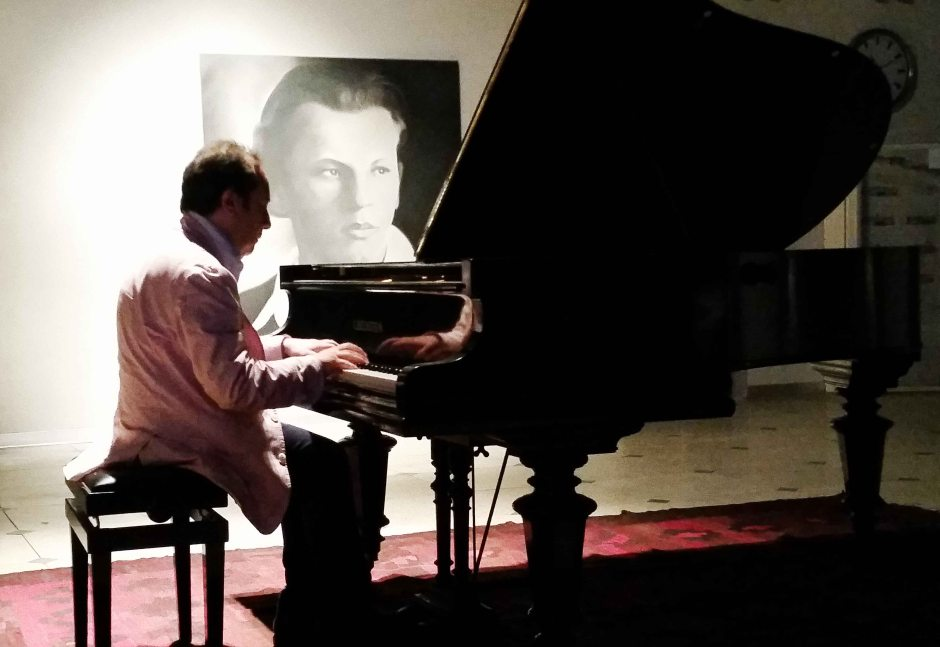 Vincenzo Pasquariello in concerto