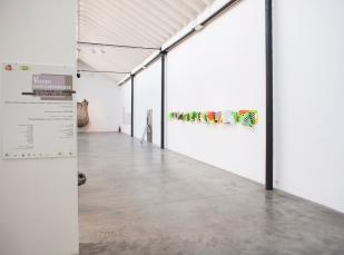 Visioni contemporanee, veduta della mostra